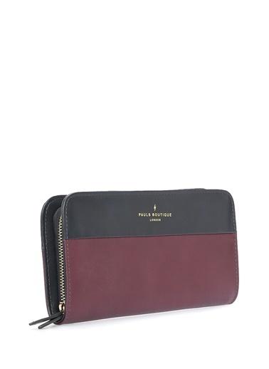 Paul'S Boutique Clutch / El Çantası Bordo